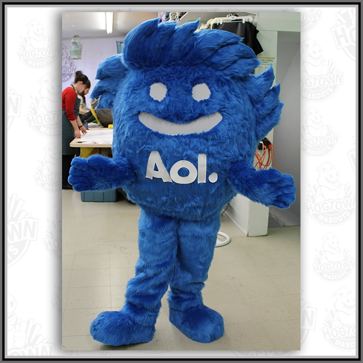 AOL Canada brand mascot