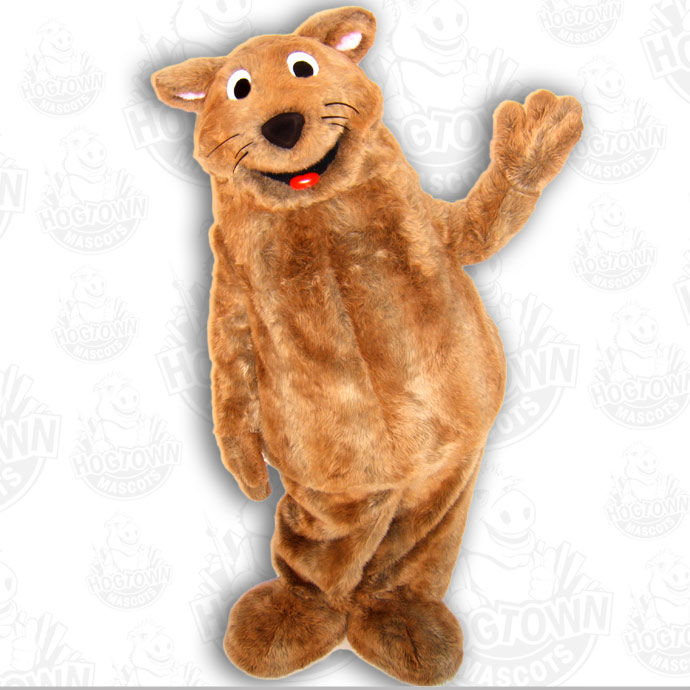 Bog lemming mascot - Custom Mascot Costumes | Mascot Maker ... - photo#18